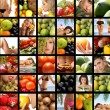 Power of dieting - Stockfoto