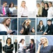 Business collage — Stock Photo #15040643
