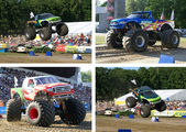 Bigfoot monstertruck — Foto de Stock