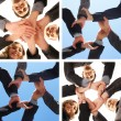Unity of business - Foto de Stock