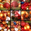 Stock Photo: Christmas collage