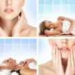 Spa collage — Stock Photo #15364393