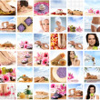 Spa collage — Stock Photo #15365483