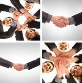 Unity of business — Stock Photo