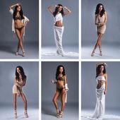 一些年轻性感的女人的图片 — 图库照片