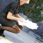Businesswoman — Stock Photo #15372613