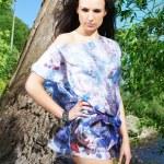 Fashion photo — Stock Photo