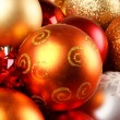 Royalty-Free Stock Photo: Christmas background