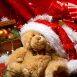 Foto Stock: Beautiful Christmas background