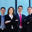 Business team — Stock Photo #15389325