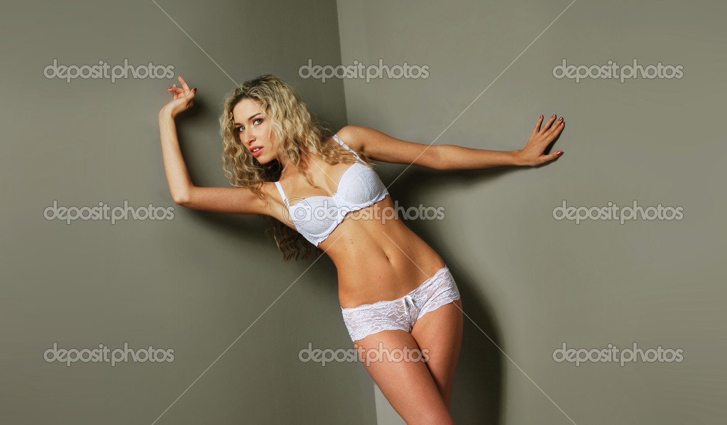 Picture of young attractive woman — Lizenzfreies Foto #15380831