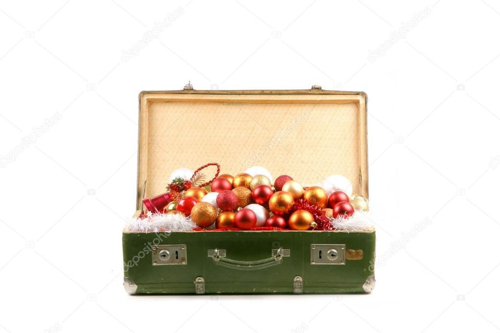 Christmas background — Stock Photo #15386187