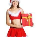 Sexy Santa — Stock Photo #15390045