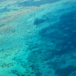 Aerial view of the Red Sea — Stock Photo #15398381