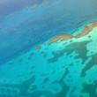 Aerial view of the Red Sea — Stock Photo #15398393