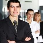 Business group portrait — Stock Photo #15399025