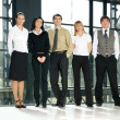 Group of business — Stock Photo #15436103