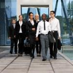 International business team — Stock Photo #15519561