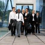 International business team — Stock Photo #15519565