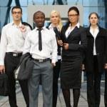 International business team — Stock Photo #15519847