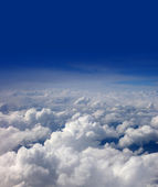Beautiful view of sky — Stock Photo