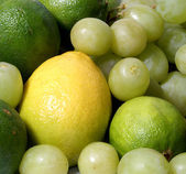 Green fruits — Stock Photo