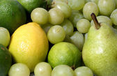 Green fruits — Stock Photo