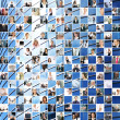 Royalty-Free Stock Photo: Great business collage made of 225 different pictures and abstract elements.