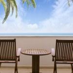 Resort picture — Stock Photo
