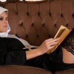 Sexy nun — Stock Photo