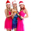 Foto de Stock  : Christmas party