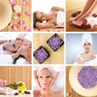 Spa collage — Stock Photo #15875223