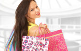 Shopper — Stock Photo