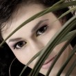 bruneta — Stock fotografie