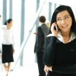 Business in office — Stock Photo