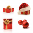 Christmas stuff — Stock Photo