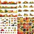 Nutrition set - Stock Photo