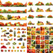 Stockfoto: Nutrition set