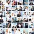 Business collage — Stock Photo #16026867