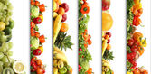 5 výživa textury — Stock fotografie