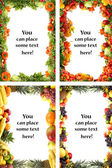 Fractal verduras sabrosas — Foto de Stock