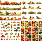 Nutrition set — Stock Photo