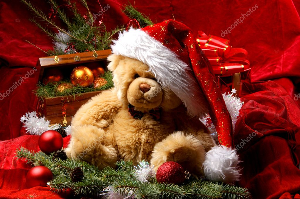 Christmas background — Stock Photo #16020309