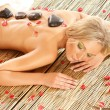 Spa treatment - Foto Stock