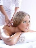 Trattamento spa — Foto Stock