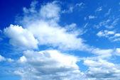 View of sky — Stock Photo