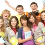 Teenagers — Stock Photo