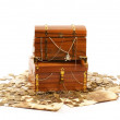 Treasure chest — Stock Photo #16169811