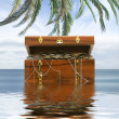 Treasure chest — Stock Photo #16169851
