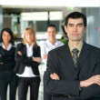 Group of business — Stock Photo #16169859